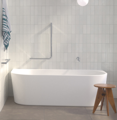 A bathroom to suit those with greater needs