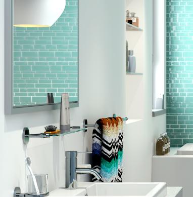 How to create a functionally fun bathroom